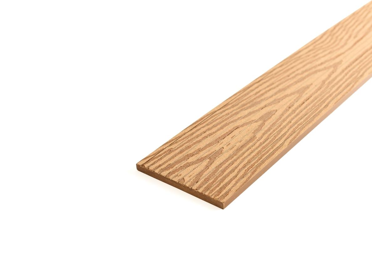 نماپوش شیاردار با طرح چوب
